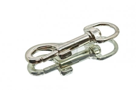 Small Lying Metal Carabiner Hook