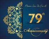 79 year anniversary