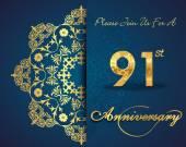 91 year anniversary