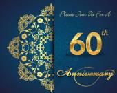 60 year anniversary