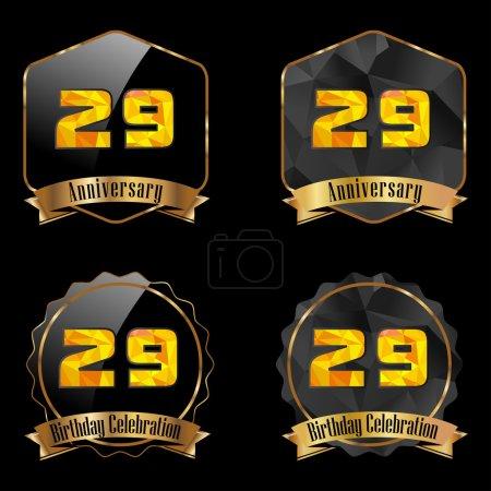 29 year birthday celebration