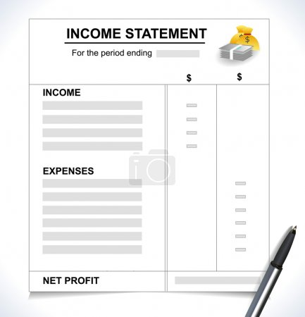 Illustration for Created vector info-graphics in eps10 format - Royalty Free Image