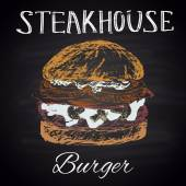 Steakhouse burger Menu