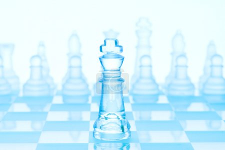 The chess leader.
