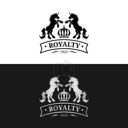 Luxury monograms logos templates