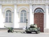 Orosz hadsereg parádé