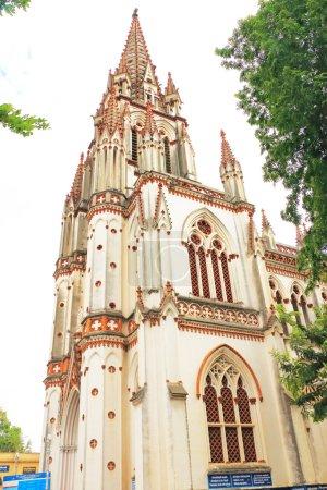 Our Lady of Lourdes Church, Tiruchirappalli,trichy tamil nadu in
