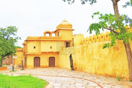 enchanting Nahargarh fort jaipur rajasthan india