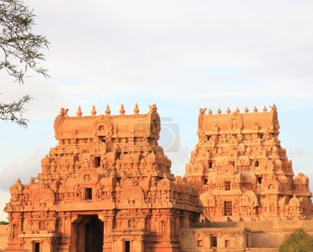 Brihadeshwara Temple and grounds, tanjore Thanjavur tamil nadu i