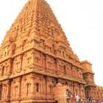 Stunning Brihadeshwara Temple and grounds, the gop...