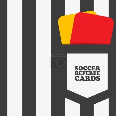 Football soccer referee