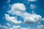 """Постер, картина, фотообои """"Небо облака"""""""