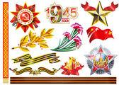 May 9 Victory May 9 Victory Day May 9 Victory celebration card on May 9 May 9 parade