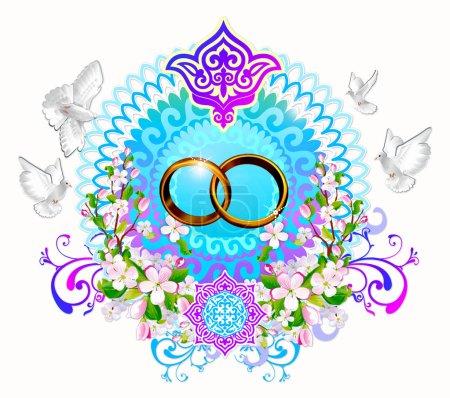 Wedding, ring, gold ring, wedding ring,