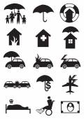 Icons for Insurance Industry