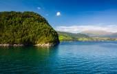 Krásné fjordy Norska