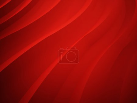 Abstract lines background rendered