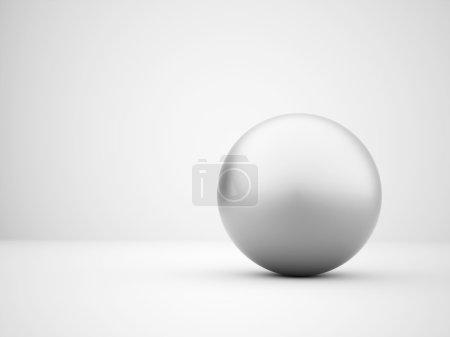Silver single sphere concept