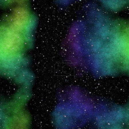 Stars space scenery