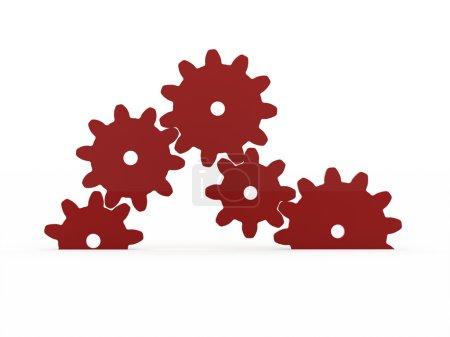 Gears mechanism concept