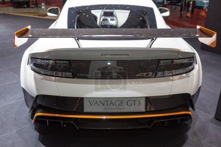2015 Астон Мартин Vantage GT3 с