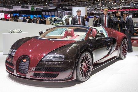 2015 Bugatti Veyron La Finale