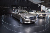 2015 Mercedes Maybach S600 Pullman
