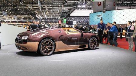 2014 Bugatti Veyron Rembrandt Bugatti