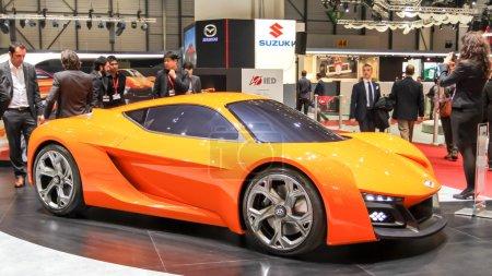 2014 Hyundai PassoCorto Concept
