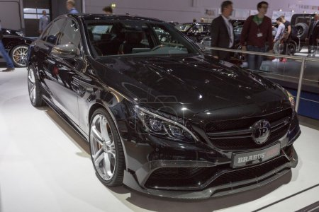 2015 Брабус MercedesAMG С63 Купе