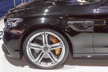 2015 Brabus MercedesAMG C63 Coupe