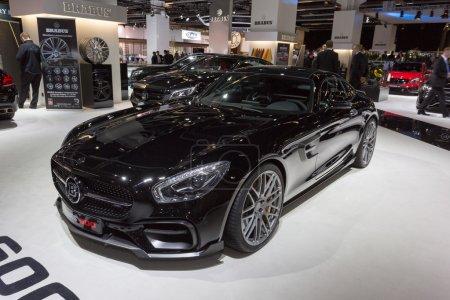 2015 Brabus MercedesAMG GT S