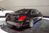 Постер Ракета Брабус 2015 MercedesMaybach 900
