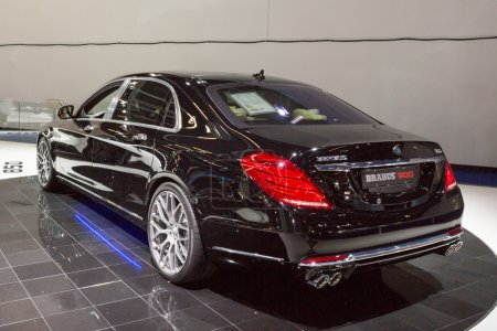 Ракета Брабус 2015 MercedesMaybach 900