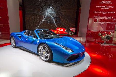 2015 Ferrari 488 Spider