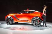 2015 Nissan Gripz koncept