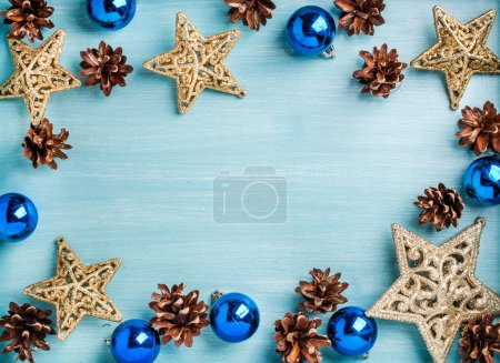New Year or Christmas background