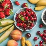 Постер, плакат: Healthy summer fruit variety