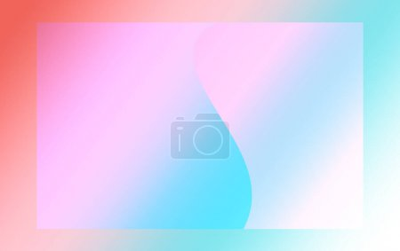 Simple gradient pastel color tones holiday easter ...
