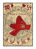 Fortune tarot card