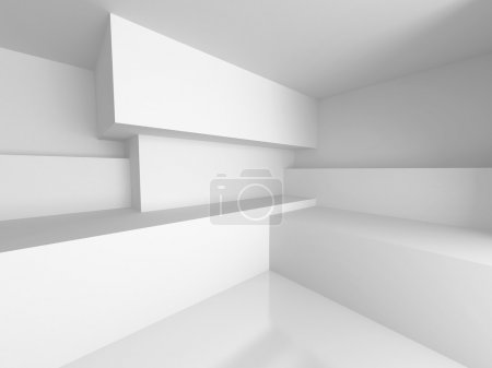Abstract Architecture Interior Background