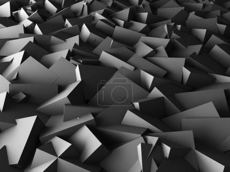 Chaotic geometric Wall