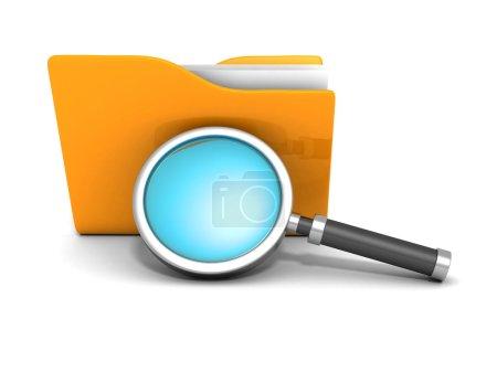 File search concept