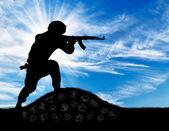 Silueta teroristického útoku
