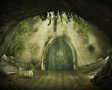 Fantastic cave