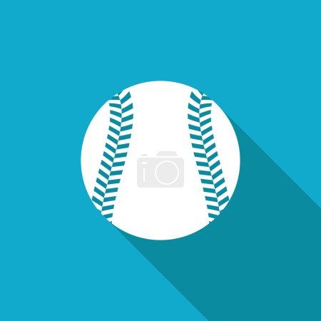 classic baseball icon