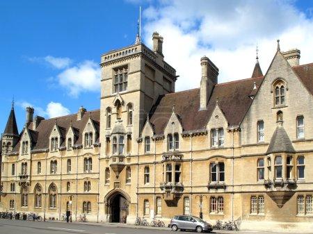 Lincoln College Oxford University