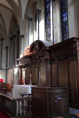Temple Church Altar