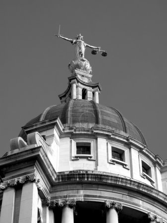 Old Bailey, London