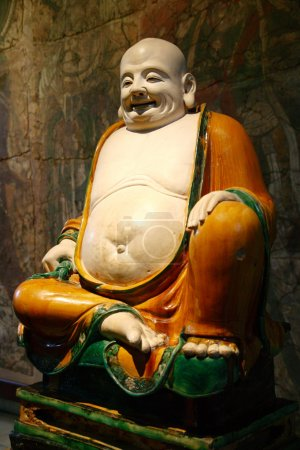 Budai, Buddha statue